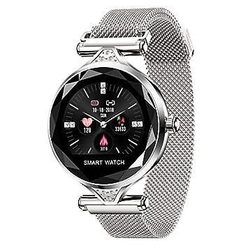 TEHWDE Smartwatch Impermeable IP68 Pulsera de Actividad con ...