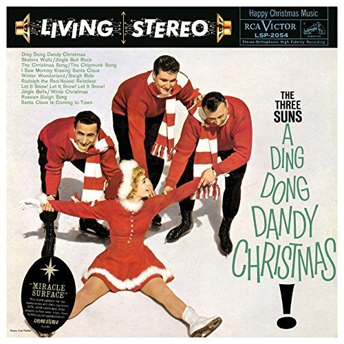 A Ding Dong Dandy Christmas by The Three Suns