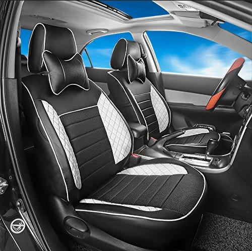 Autodecorun Custom Fit Car Seat Cover Sets For Mitsubishi