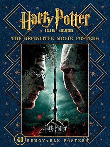 Harry Potter Poster Collection: The Definitive Movie Posters (Insights Poster Collections) (Movies Of Posters)