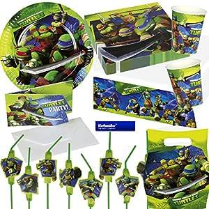 Dekospass - Juego de decoración para fiestas (101 piezas ...