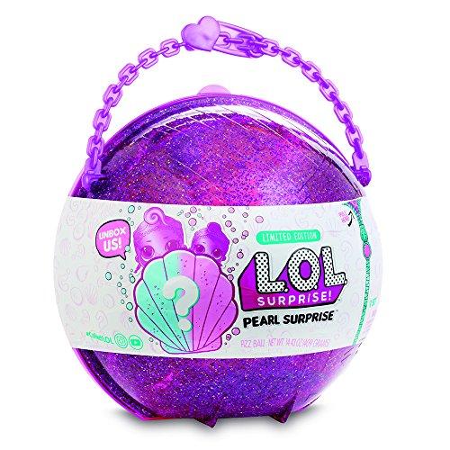 L.O.L. Surprise LLU26000 Pearl Nueva Surprise, Surtido: Modelos/Colores Aleatorios