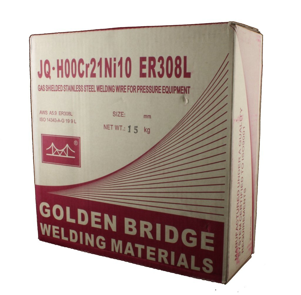 ER308L - MIG Stainless Steel Welding Wire - 27.5 Lb x 0.035'' by TGB (Image #2)