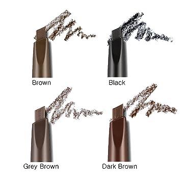 Etude House Drawing Eyebrow 4 Set - Black + Dark Brown + Brown + Grey Brown