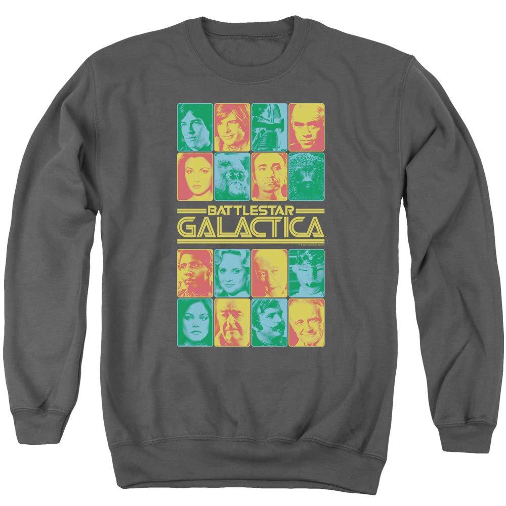 Battlestar Galactica BSG - 35. Jubiläums-Pullover für Männer