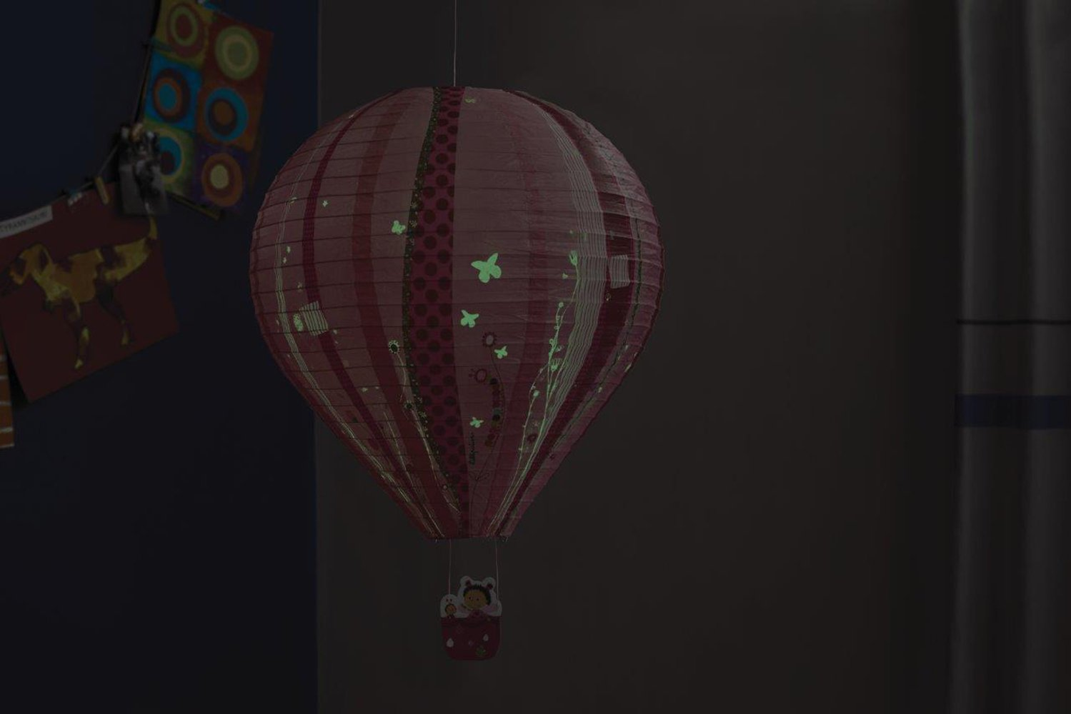 42/CM /Liz lanterna di carta di оrizzontale Unbekannt Lilliputiens 86592/