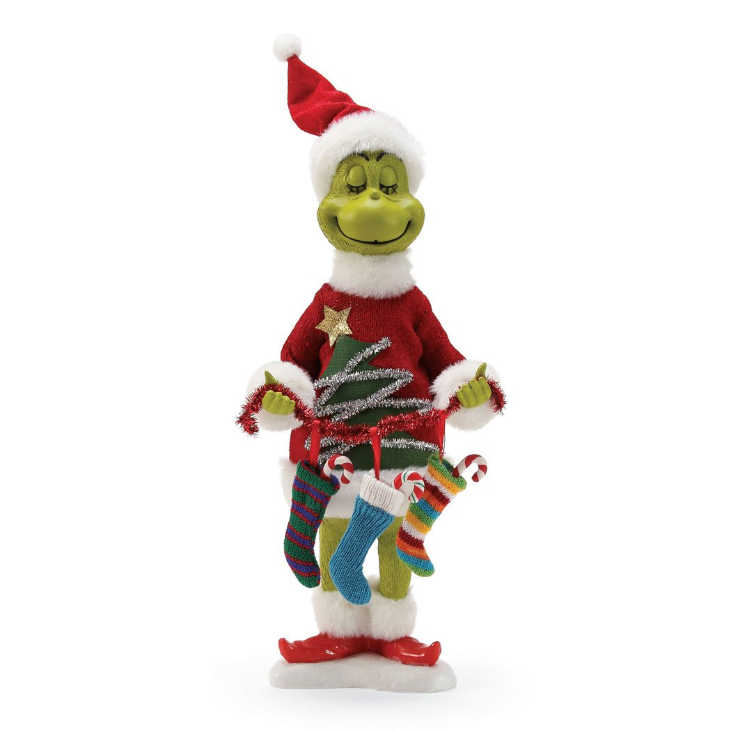 Department 56 Grinch All The Trimmings, 12