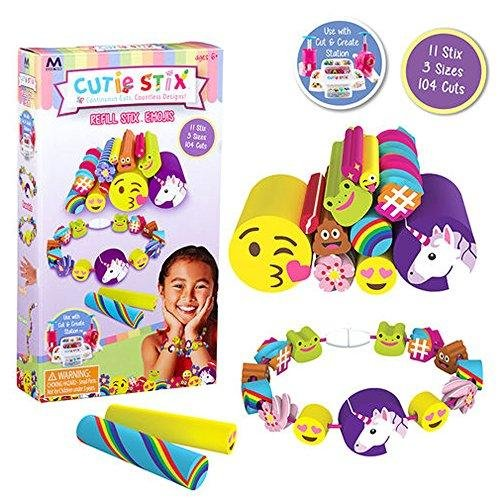 Cutie Stix Refill Stix Emojis Pack