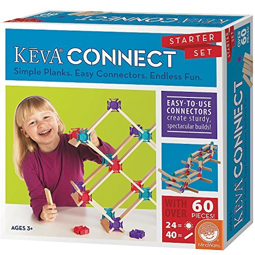 MindWare KEVA Connect Starter Set product image
