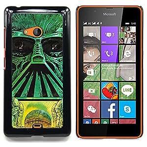 SKCASE Center / Funda Carcasa protectora - Estrella Galaxy Troopers;;;;;;;; - Nokia Lumia 540