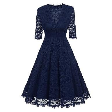 Vestidos de Mujer Primavera Tallas Grandes Falda Larga Mujer ...