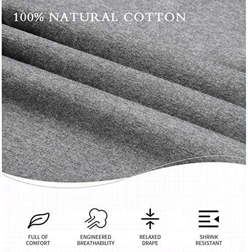 61twGRPdEHL. AC POPINDEX T Shirts for Men Short Sleeve Tee Undershirt (100% Cotton)    Product Description