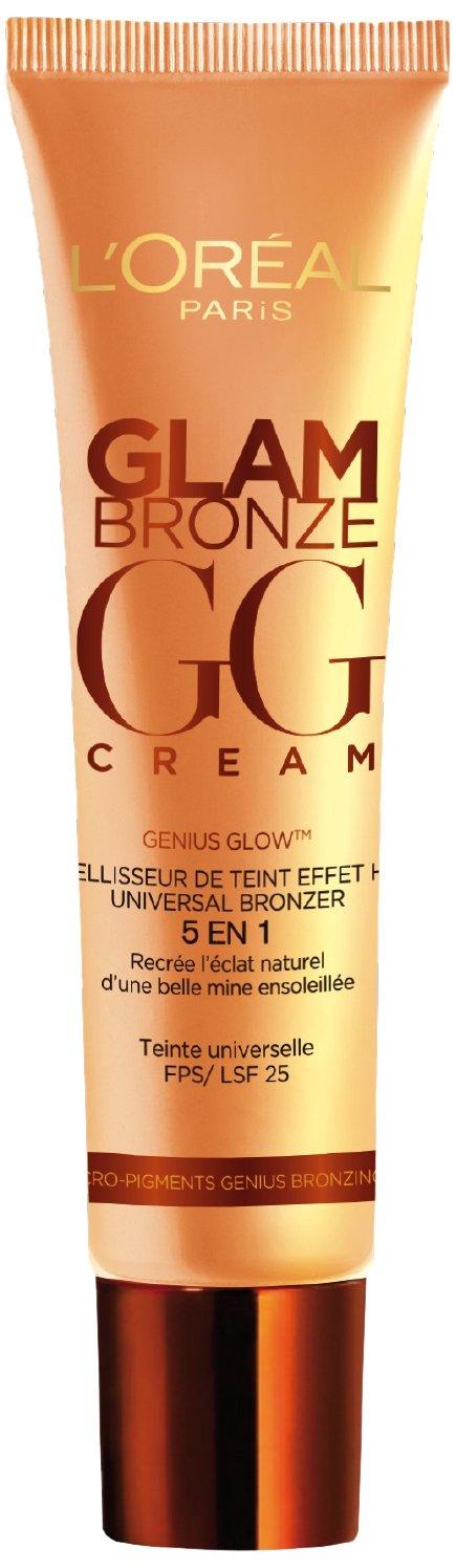 L'Oreal Cream Tanning Effect Gel Glam Bronze Gg 01