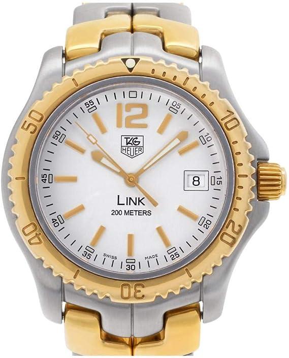 Tag Heuer Link WT1150 0 Reloj de cuarzo para hombre