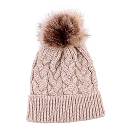 d2299ae9883 Amazon.com - SUKEQ Baby Winter Hat