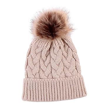4d10a546bc8 Amazon.com  Parent-Child Hat Warmer