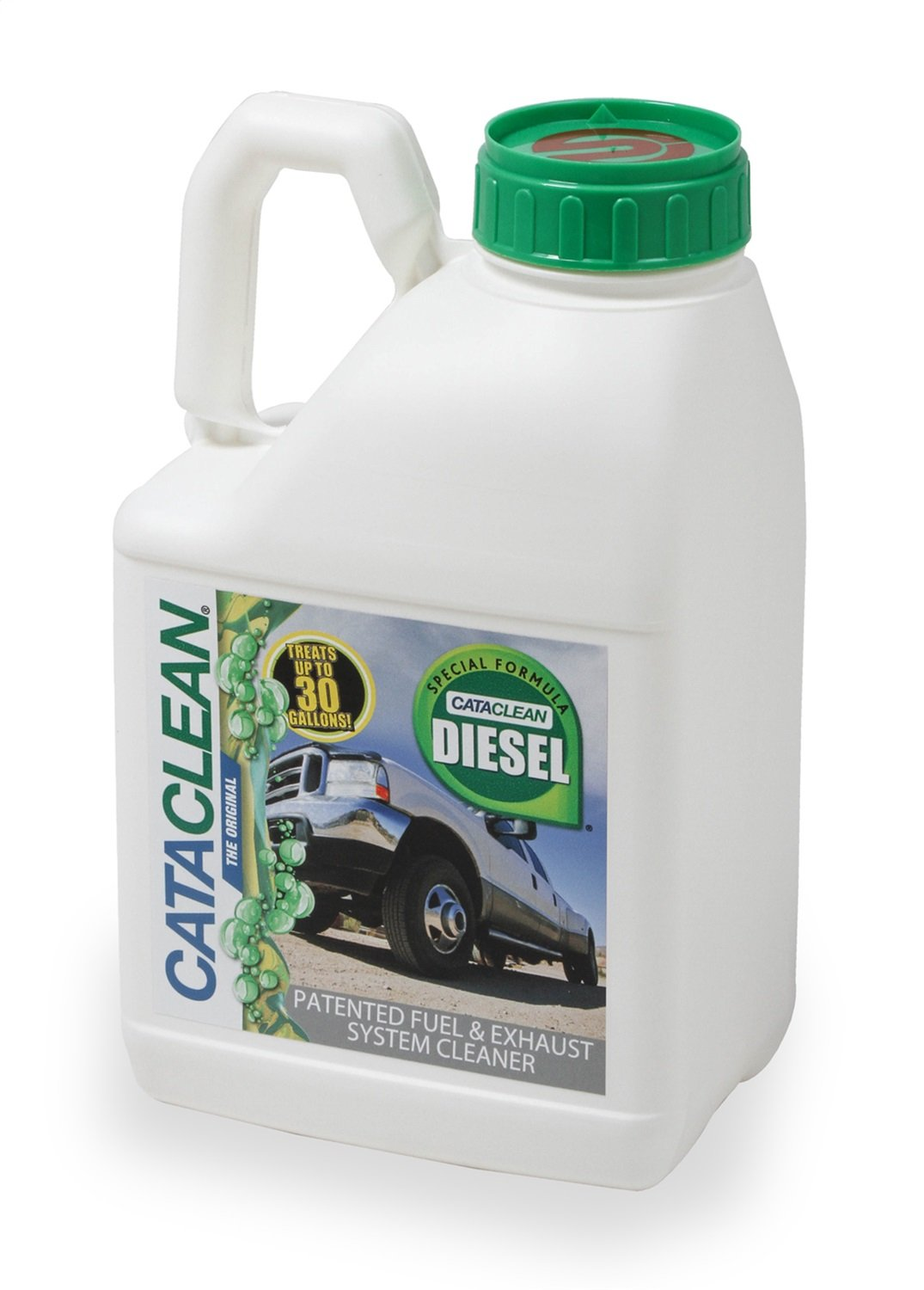 Cataclean 120018D Cataclean Fuel And Exhaust System Cleaner Special Formula For Use w/Diesel Engines 3 Liters Cataclean Fuel And Exhaust System Cleaner