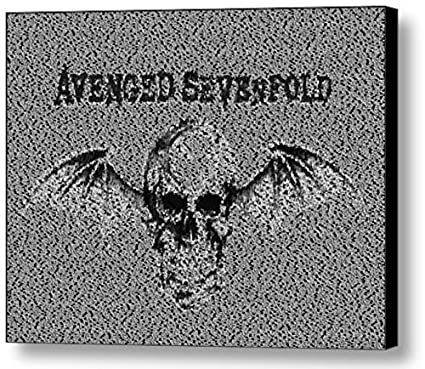 Amazon com: Avenged Sevenfold Every Song Mosaic Incredible