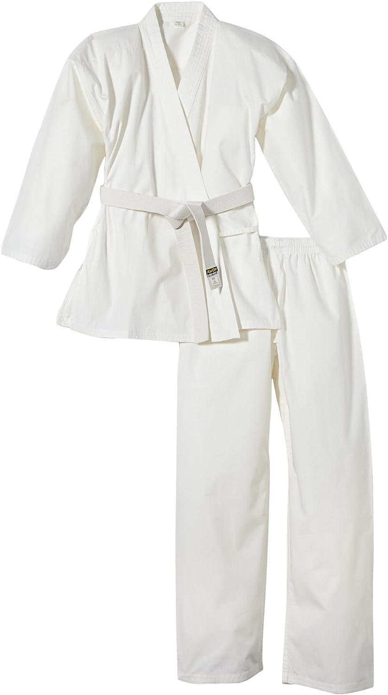 Kwon Tenue de karat/é pour Enfant Karate Basic