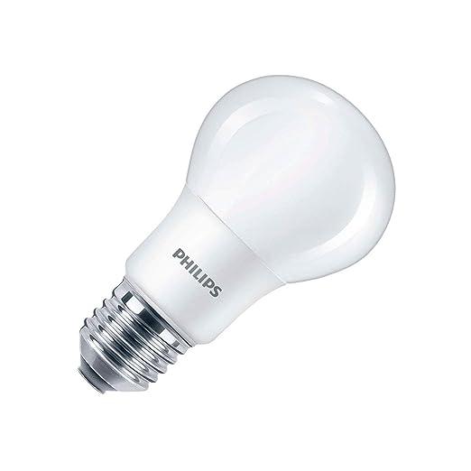 Bombilla LED E27 A60 CorePro CLA 5.5W Blanco Cálido 2700K efectoLED