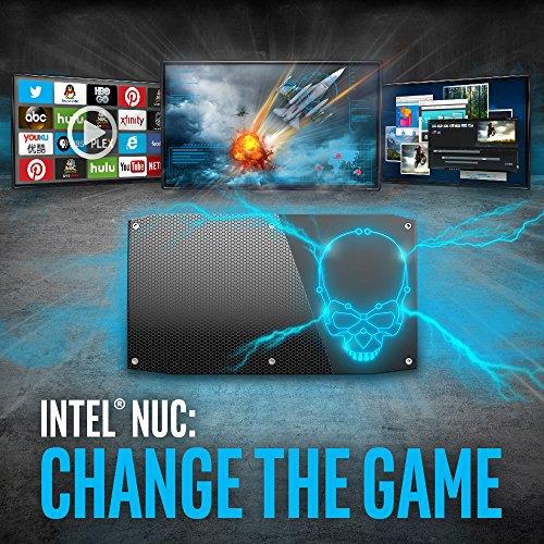 Intel NUC Kit NUC6i7KYK Mini PC