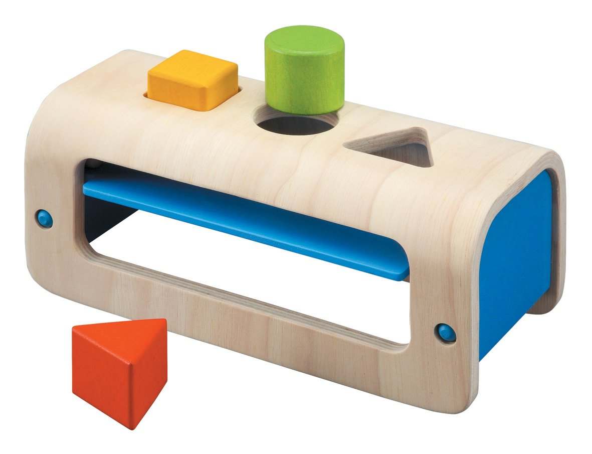 Plan Toys 53520 Shape And Sort
