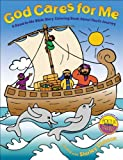 God Cares for Me Coloring Book, Shirley Dobson, 0830732705