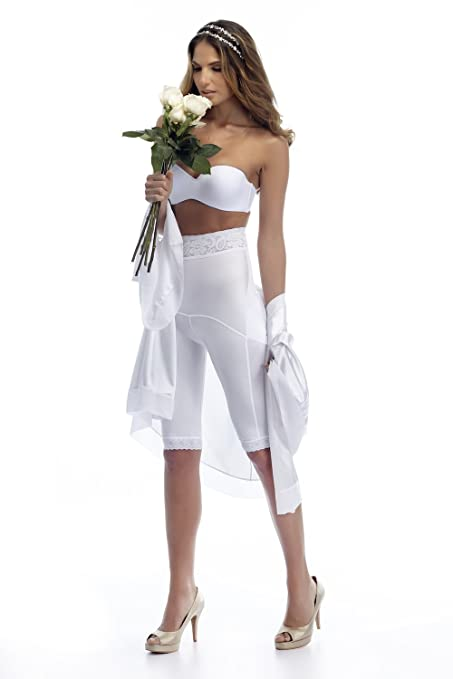 Control Bride Womens Fajas Colombianas Bi-Directional Compression Controls Abdomen and Legs Wedding Dress Shaper 084570 at Amazon Womens Clothing store: