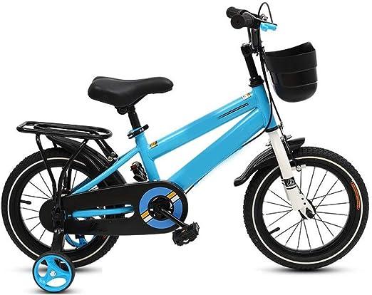 YUMEIGE Bicicletas Bicicletas, 14 Pulgadas, 16 Pulgadas, 18En ...
