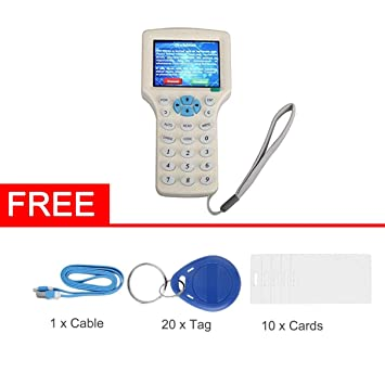 Copiadora, 3.2 DE la Tarjeta Pantalla portátil NFC Tarjeta ...