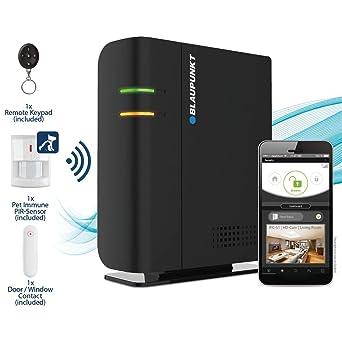 Blaupunkt 5000062 Q-Pro 6300 - Sistema de Alarma IP (12 V)