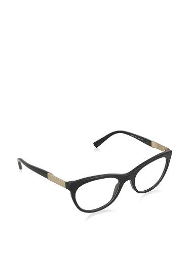 Giorgio Armani Für Frau 7082 Black Kunststoffgestell Brillen, 52mm