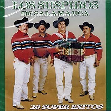 Amazon.com: Los Suspiros De Salamanca (20 Super Exitos) Cde ...
