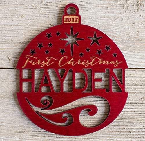 The 8 best christmas ornaments with name