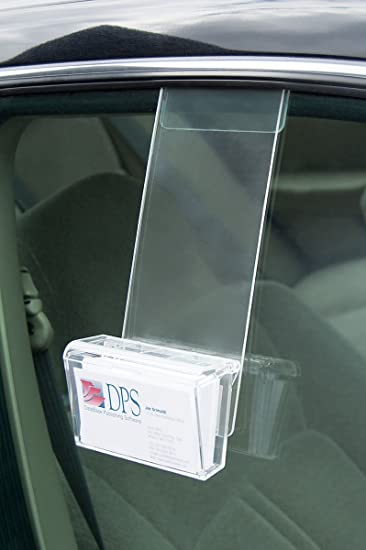 Car business card holder car business card holder display desk.