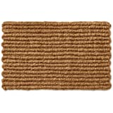 Extra Weave USA 18 by 30-Inch Jumbo Boucle Coir Doormat