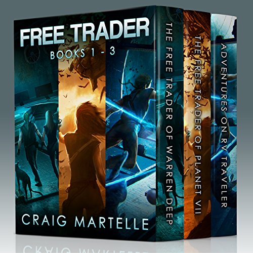 Free Trader Box Set: Books 1 - 3