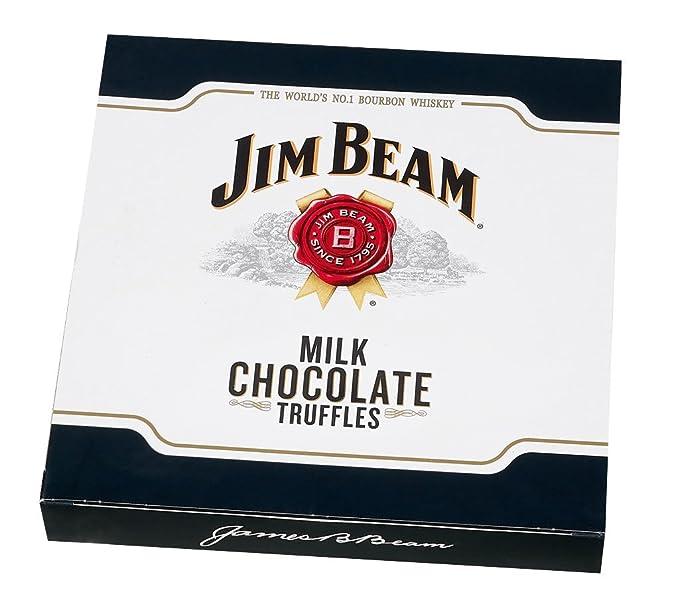 Trufas De Chocolate Con Leche Jim Beam 165g