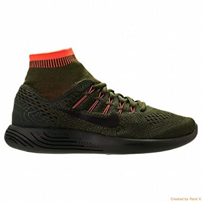 d3090a12ae0d ... best price nike lunarglide 8 dbside mens running shoes size us 10.5 m  legion green sequoia