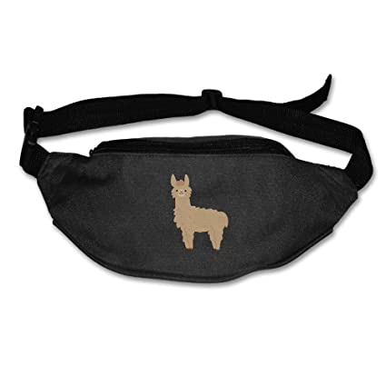 Lovely Rabbit With Girls And Boys Fenny Packs Waist Bags Adjustable Belt Waterproof Nylon Travel Running Sport Vacation Party For Men Women Boys Girls Kids