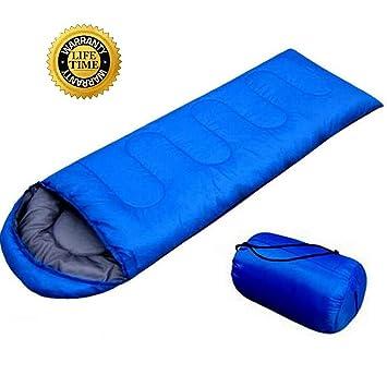 Envelope saco de dormir – ligero portátil resistente al agua saco de dormir con bolsa de