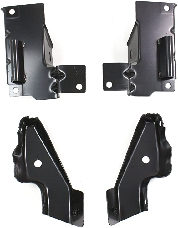 NEW FRONT LEFT BUMPER BRACKET FOR 2003-2007 CHEVROLET SILVERADO 1500 GM1066159