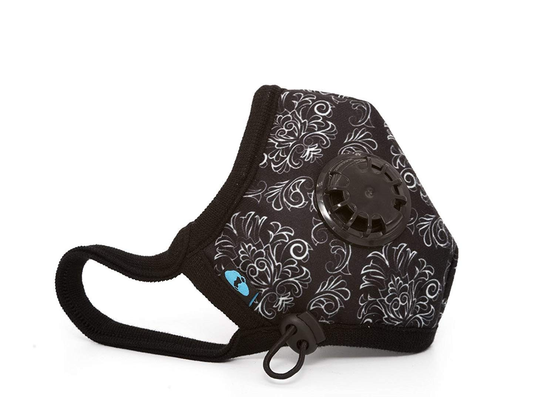 Cambridge Mask Co Pro Anti Pollution N99 Washable Military Grade Respirator with Adjustable Straps - Duke M Pro by Cambridge Mask Co (Image #1)