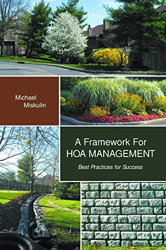 A Framework for Hoa Management: Best Practices for Success Framework Solutions