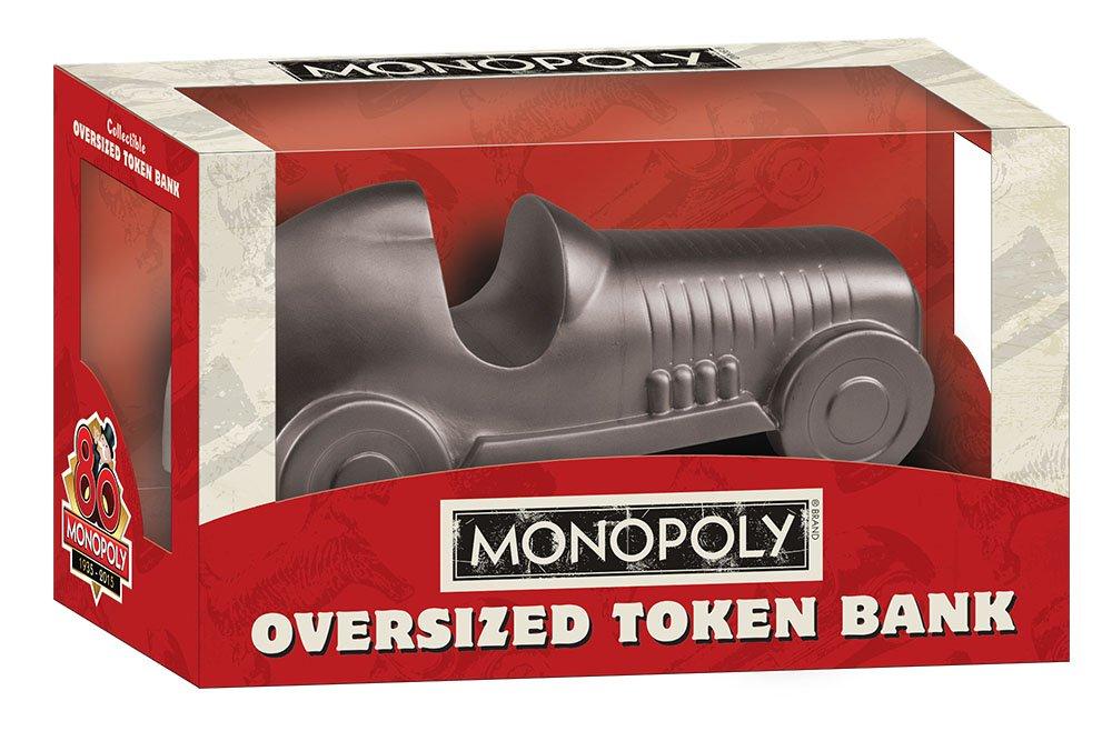 Monopoly Oversized Token Bank: Car: Amazon.es: USAopoly: Libros en idiomas extranjeros