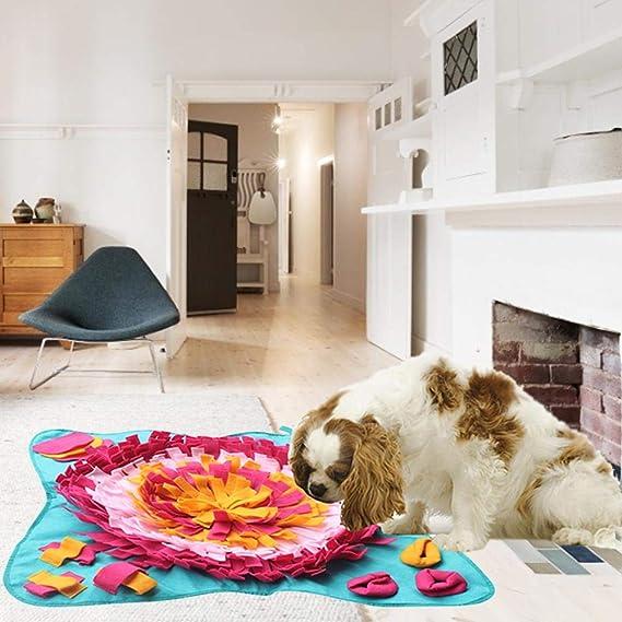 primrosely Alfombra Olfativa Perros Dog Snuffle Mat Colchoneta De ...