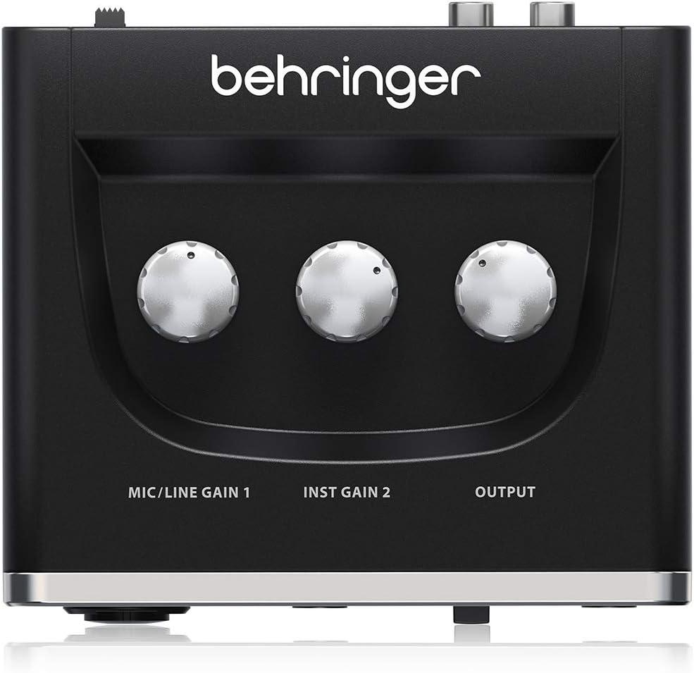Behringer UM2 U-Phoria - Interfaz de Audio USB