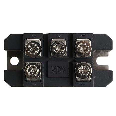 XIANJUN MDS 150A 1600V Trif/ásico Diodos Puentes M/ódulo Placa Placa de Diodo Rectifier Bridge Module Board MDS150A