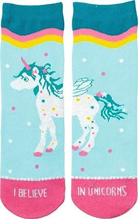 Einhorn Paradies Calcetines Mágicos Paraiso Unicornio Talla Unica (26 - 36) : Amazon.es: Juguetes y juegos