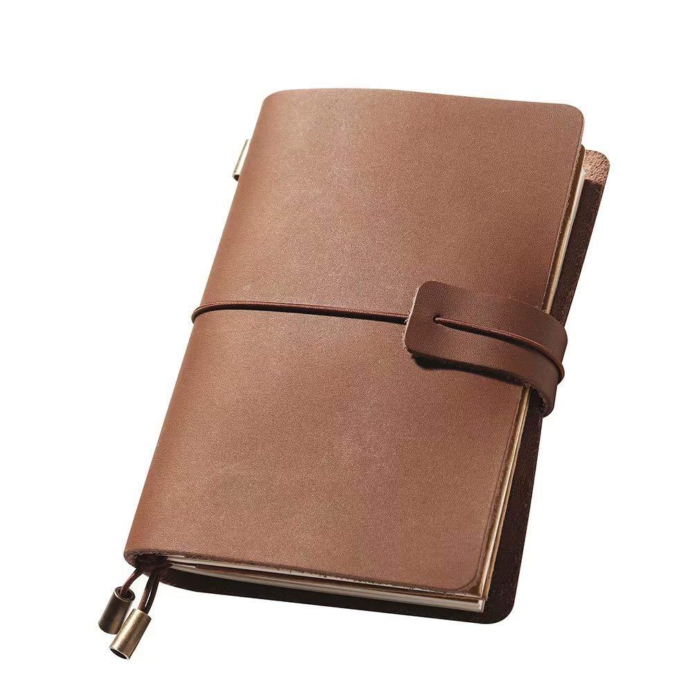 Cuaderno vintage de cuero